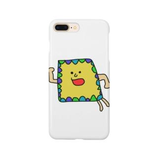 ちょっとまっ太郎くんスマホケース Smartphone cases