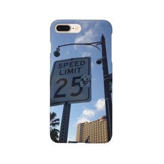 スピードリミットケース Smartphone cases