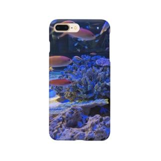 Aquarium~熱帯魚~ Smartphone cases
