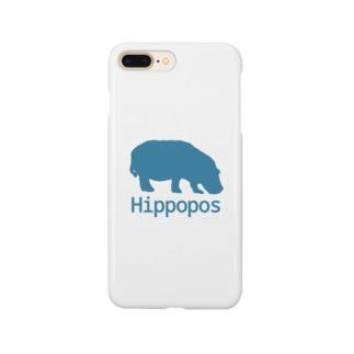Hippopos Smartphone cases