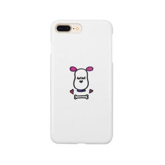🐶SAVE ANIMAL 〜DOG〜🤲🏽 Smartphone cases