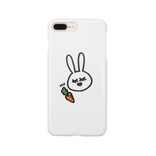 🐰ANIMAL SAVE 〜RABBIT〜🤲🏽 Smartphone cases