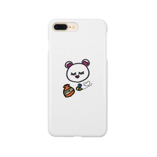 🐻ANIMAL SAVE 〜BEAR〜🤲🏽 Smartphone cases