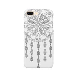 ドリームキャッチャーっぽいやつ Smartphone cases