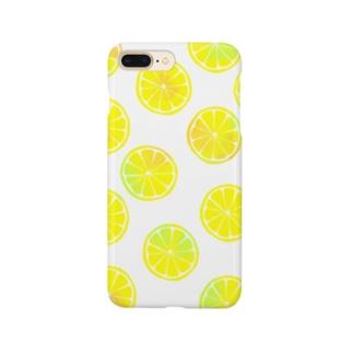 レモン Smartphone cases