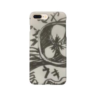 熟女扇風機オリジナルグッズ Smartphone cases