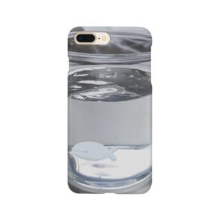 水ゼリー Smartphone cases