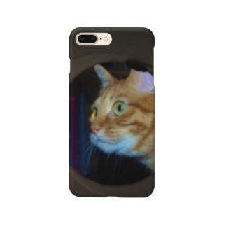 ビッケノゾキアナ Smartphone cases
