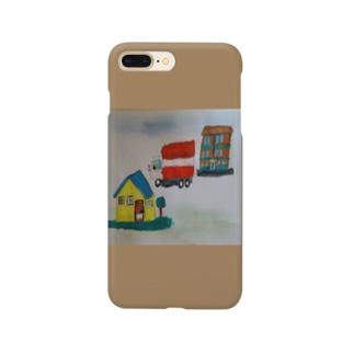 引っ越し スマホケース Smartphone cases