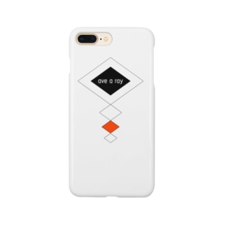 ave a ray 携帯ケース Smartphone cases