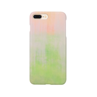 Withdraw a curtain Smartphone cases