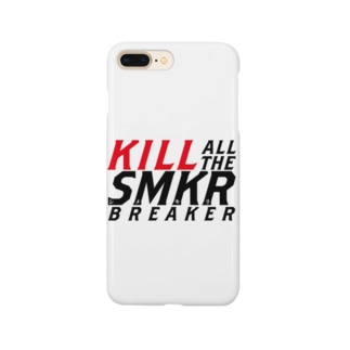 KILL ALL THE SMKR BREAKER Ver.1.0 Smartphone cases