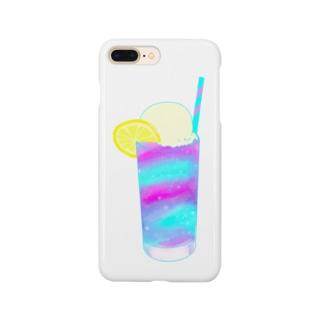 ギャラクシークリームソーダ Smartphone cases