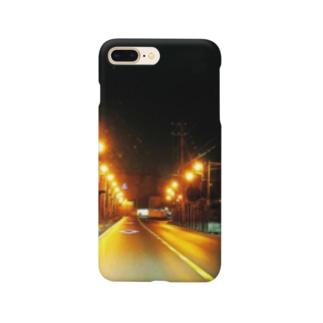 サイレントタウン Smartphone cases