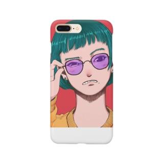 リアルゆる子 Smartphone cases