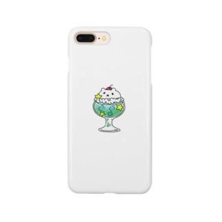 クリームくまさん Smartphone cases