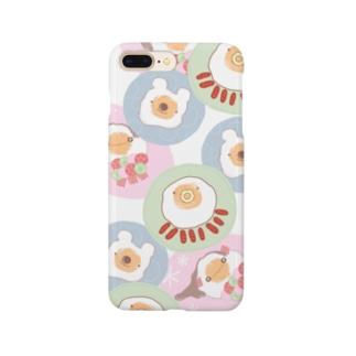 目玉焼き集。 Smartphone cases