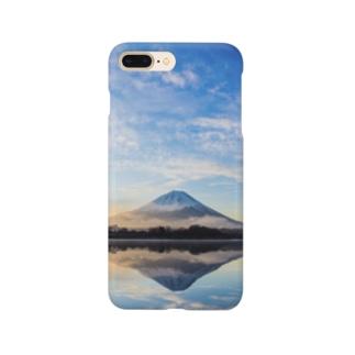 逆さ富士 Smartphone cases