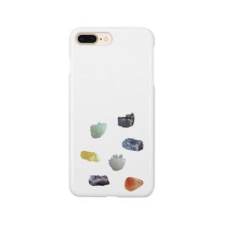 鉱物いろいろ Smartphone cases