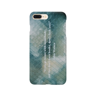 yutoyouのWall Message Smartphone cases