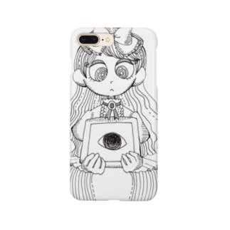 カメレオンの夢ショップの三姉妹(長女) Smartphone cases