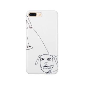 boy&dog Smartphone cases