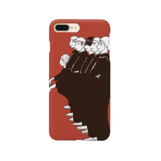 仲間たち Smartphone cases