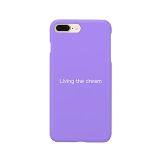 Living the dream Smartphone cases