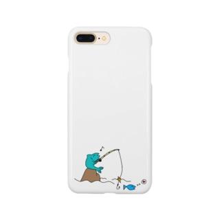 ウオツリウオさん Smartphone cases