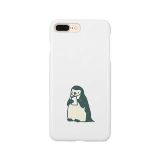 ひげちゃん スマホケース Smartphone cases