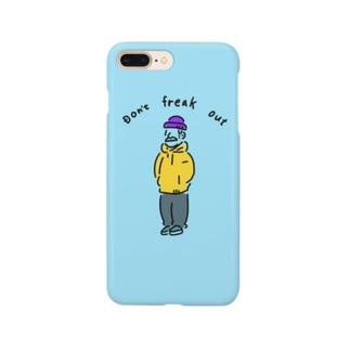 Sup Boyくん① Smartphone cases
