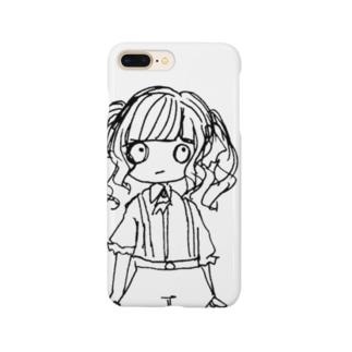 ツインテズボンちゃん Smartphone cases
