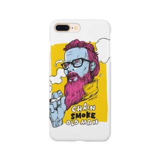 禁煙できない夫 Smartphone Case