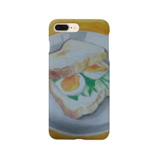 あさごはん Smartphone cases