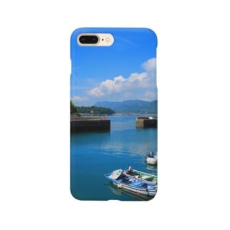 海とつりびと Smartphone cases
