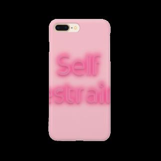 Mofkisses  🍮のSelfrestraint Smartphone cases