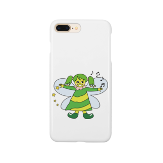 パナウルマジックのフェアリーズ(森の妖精) Smartphone cases