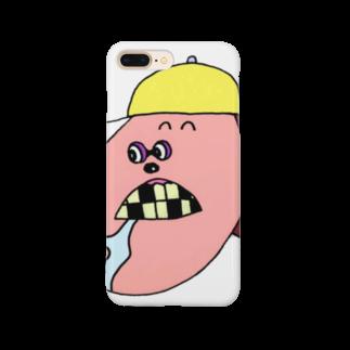岩渕ケーシンofficialstoreの「木尻 徹さん」 IWBCch Smartphone cases