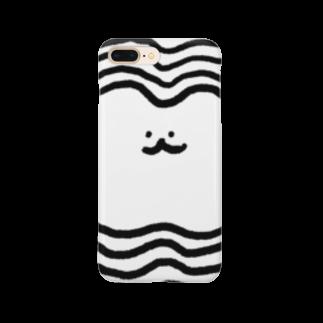hakeの連続する犬 Smartphone cases