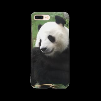 HKG パンダの右奥歯で Smartphone cases