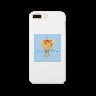 いそりのフルーツパフェ Smartphone cases