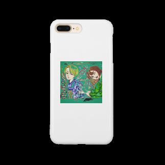 nGPのbluem boy &girl Smartphone cases