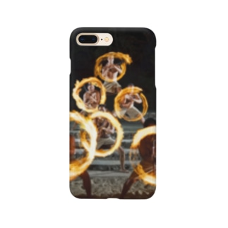 ファイヤーナイフ Smartphone cases