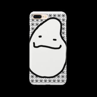 ダイナマイト87ねこ大商会の米!米! Smartphone cases