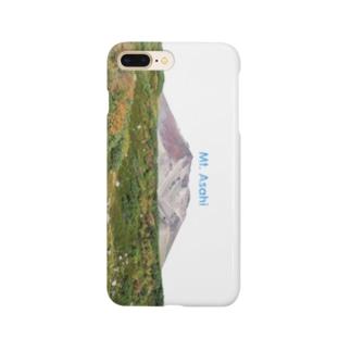 旭岳 Smartphone cases