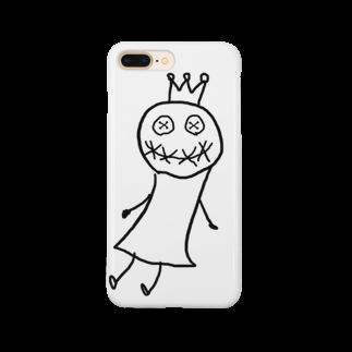 Rakugaki-Houseの落書きKing Smartphone cases