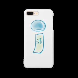 siousakuの風鈴 Smartphone cases