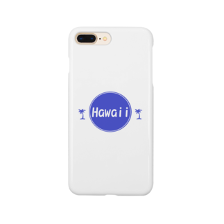 アメリカンベースのHawaii ハワイ Smartphone cases