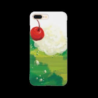 ruki_20150529のメロンソーダ Smartphone cases