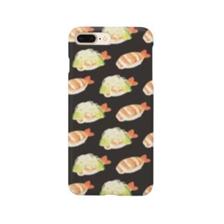 えびアボカド寿司 Smartphone cases